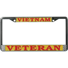 usc alumni license plate patriotic veteran license plate frames gifts and more