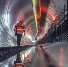 Fertig K He Kaufen Karlsruher Stadtbahntunnel Später Fertig Welt