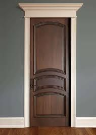 Interior Door Fitting Wooden Walnut Interior Door Installing Interior Doors In Your