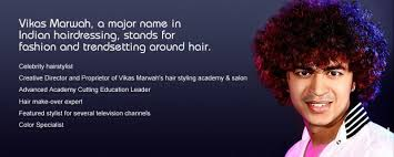 Hair Styling Classes Vikas Marwah Salon Academy In Andheri West Mumbai