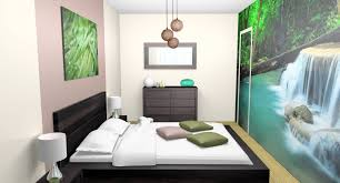 chambre tapisserie deco papier peint pour chambre a coucher adulte chambre coucher avec