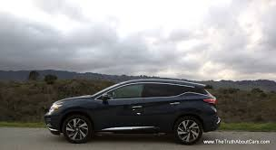nissan platinum 2015 review 2015 nisssan murano platinum with video the truth