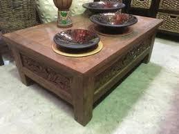 Bali Coffee Table Furniture Bali Mystique
