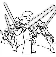 lego star wars coloring pages coloringsuite com