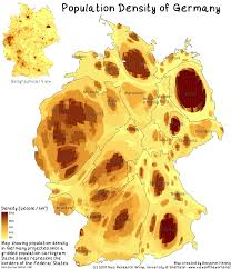 Dortmund Germany Map by The Population Of Germany Views Of The World