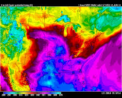 weather map ohio updated severe weather threat ohio valley wednesday wednesday