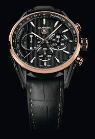 tag heuer carrera 2014 tag heuer carrera 1969 titanium u0026 rose gold