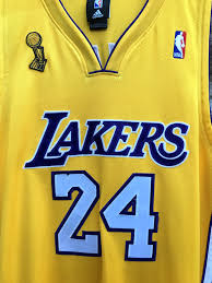 2009 kobe bryant los angeles lakers authentic adidas nba finals