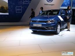 volkswagen new car ameo vw ameo compact sedan auto expo 2016 speed hounds