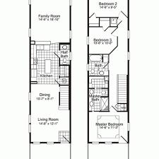 narrow lot plans open floor plan for narrow lot 14120kb 1st floor narrow lot open