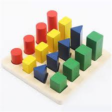 jeux en bois pour enfants aliexpress com acheter puzzle en bois 3d jeux de société pour