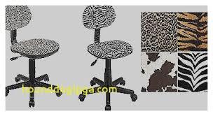 Zebra Print Desk Chair Desk Chair Animal Print Desk Chair Elegant Bobcat Zebra Tiger Or