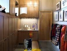 mudroom storage bench pictures options tips and ideas hgtv
