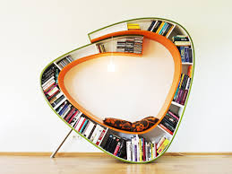 cool hanging bookshelves on furniture with diy bookshelf ideas and