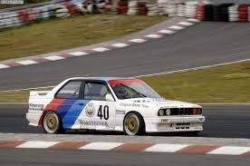 bmw rally car sports history of bmw m3 e30 articles bimmerin
