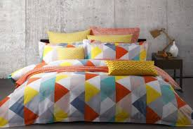 Geometric Duvet Cover 11 Geometric Duvet Cover Sets From 20 To 200 Xynz Magazine
