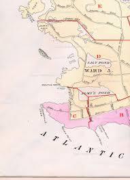 Map Of Newport Ri 1893 Maps Of Newport County Rhode Island 1