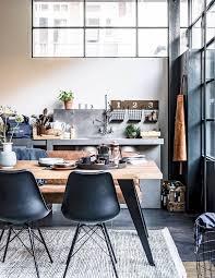 ambiance et style cuisine 1001 idées déco pour aménager une cuisine style industriel