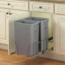 kitchen cabinet waste bins kitchen cabinet pull out trash can garbage waste bin 5314655473450