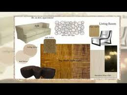 interior design concept board youtube