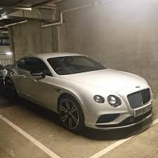 the bentley continental gt v8 if you were wondering why i have shipped the 675lt it u0027s because