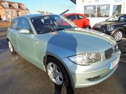 green bmw used bmw 1 series green for sale motors co uk