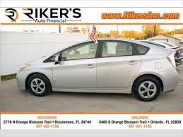 used toyota prius for sale in kissimmee fl edmunds