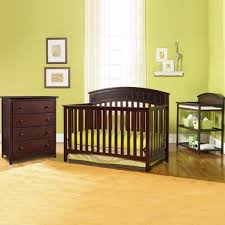 Convertible Crib Changing Table Graco Cribs 3 Nursery Set Charleston Convertible Crib