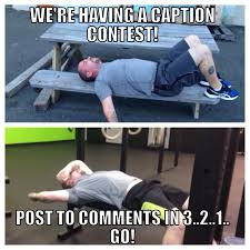 Meme Pictures With Captions - friday s meme caption contest workplay crossfit