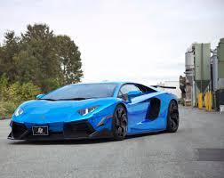 Blue Lamborghini Aventador - blue chrome lamborghini aventador super car lambo wallpaper