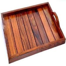 sheesham möbel collection on ebay wooden serving tray indian rosewood sheesham handmade