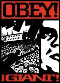 Obey Meme - best justice dept say obey the law superb judge dredd shepard