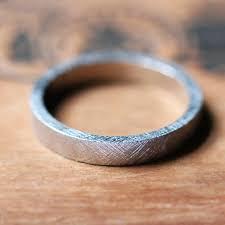 wedding ring alternative palladium wedding ring modern wedding ring alternative