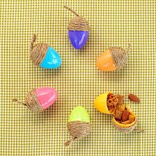 easy fall crafts