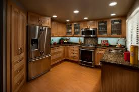 Bamboo Cabinets Kitchen Dewils Bamboo Cabinetry Tropical Kitchen Portland By