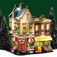 department 56 in the city series johnson s grocery