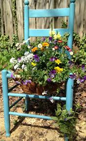 47 best repurposed chairs images on pinterest garden chairs old