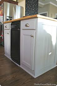built in trash compactor my favorite appliance from thrifty decor chick