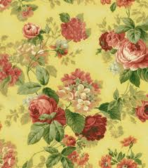 Rose Home Decor Home Decor Print Fabric Julia Yellow Joann