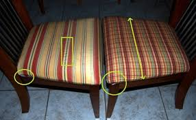 How To Cover A Dining Room Chair How To Upholster A Chair Brilliant Recover Dining Room Chairs