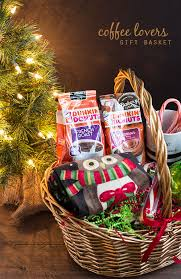 basket ideas coffee gift basket ideas the blond cook