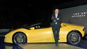 lamborghini ceo lamborghini ceo talks about job opportunities and innovation at