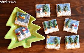 take your holiday treats to the next level