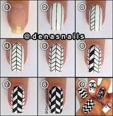 black and white nail designs nails nails nailarts naildesigns