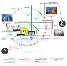 Narita Airport Floor Plan Maps U0026 Directions Tokyo Midtown