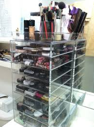 hair and makeup storage 22 best my makeup organizer images on drawer cabinet