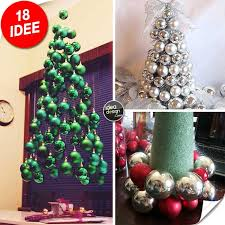 tree with balls 18 inspirational ideas