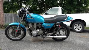 suzuki gs 650e motorcycles for sale