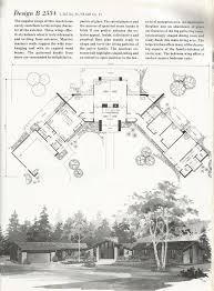 Mid Century Modern House Plan 80 Best House Plans Images On Pinterest Vintage Houses