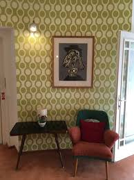retro design hotel parts of this retro hotels interior not my usual cup of